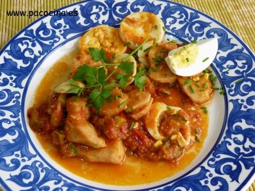Criadillas de tierra en tomat pacocina cocina para - Cocina para principiantes ...