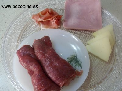 Flamenquines ingredientes