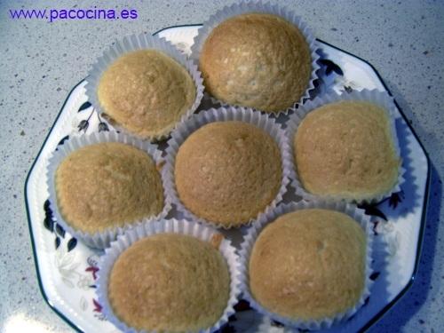 Magdalenas caseras f ciles pacocina cocina para - Cocina para principiantes ...